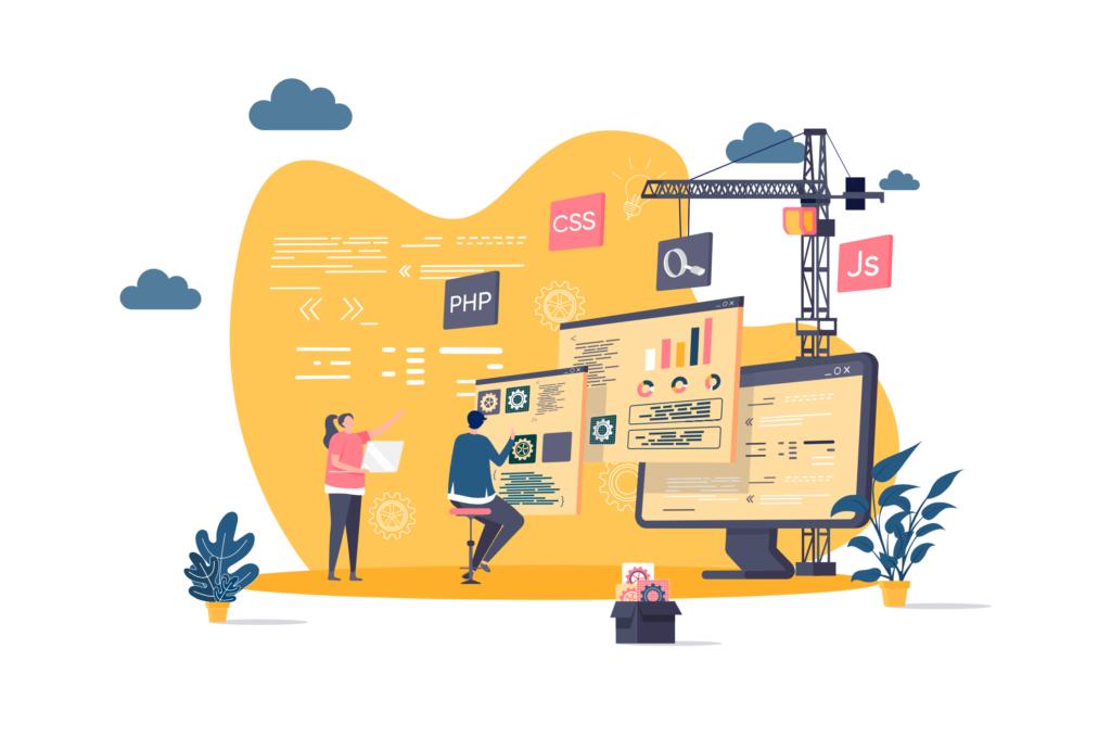 明確な概念ページ階層を持つようにサイトを設計する_イメージ