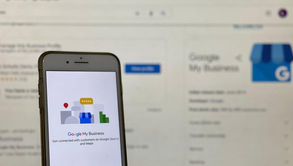 グーグルマイビジネスリストを確認する_イメージ